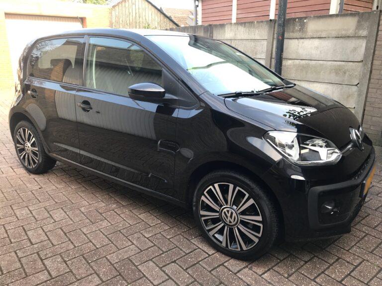Volkswagen Up Zwart