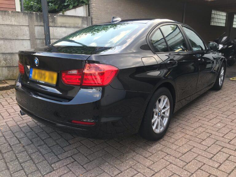 BMW 3 serie Zwart