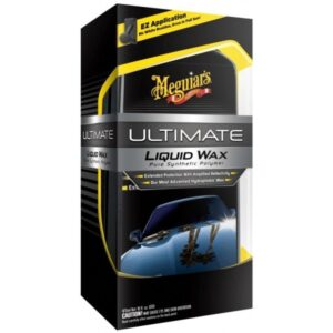 Meguiar's Ultimate Liquid Wax - Carcleaning 24